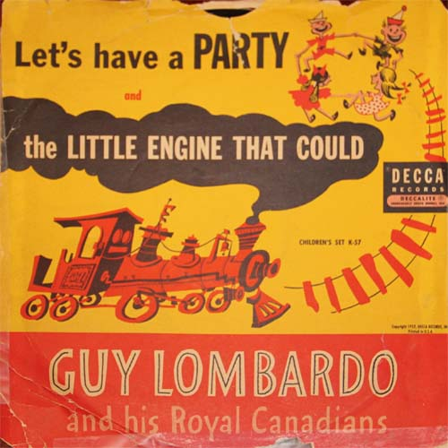 Little Engine That Could - Guy Lombardo