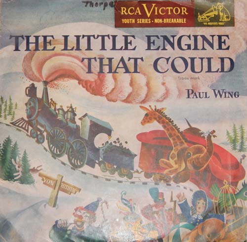 Little Engine That Could - Paul Wing