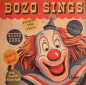 Bozo Sings