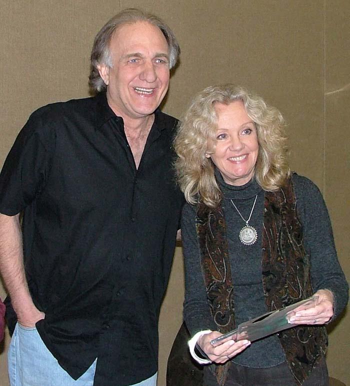 Ivan Ulz & Hayley Mills