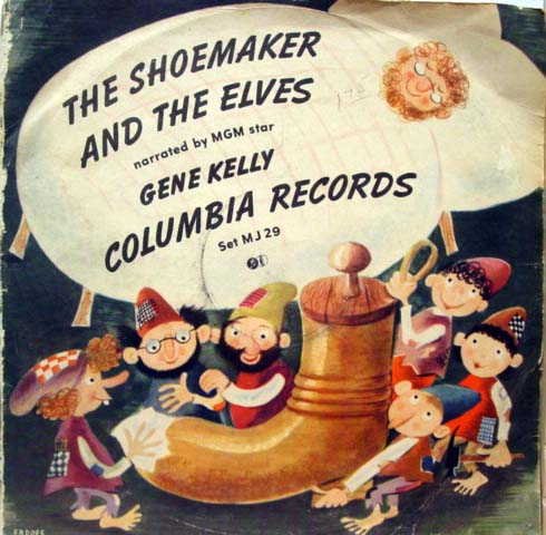 The Shoemaker and the Elves - Gene Kelly