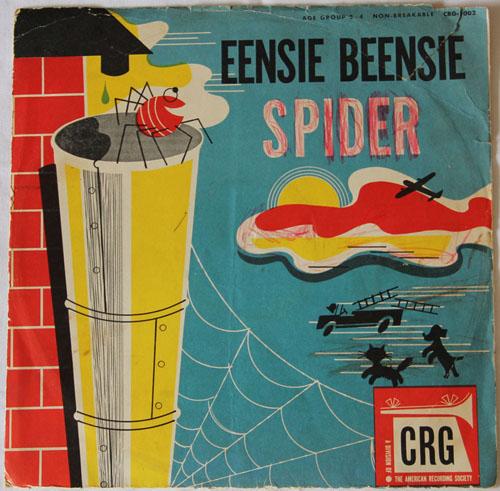 Eensie Beensie Spider
