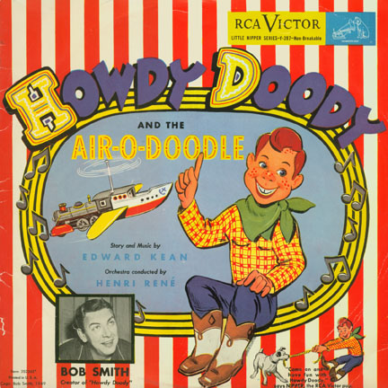 Howdy Doody & the Air-O-Doodle