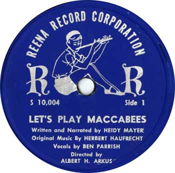 Let's Play Maccabees