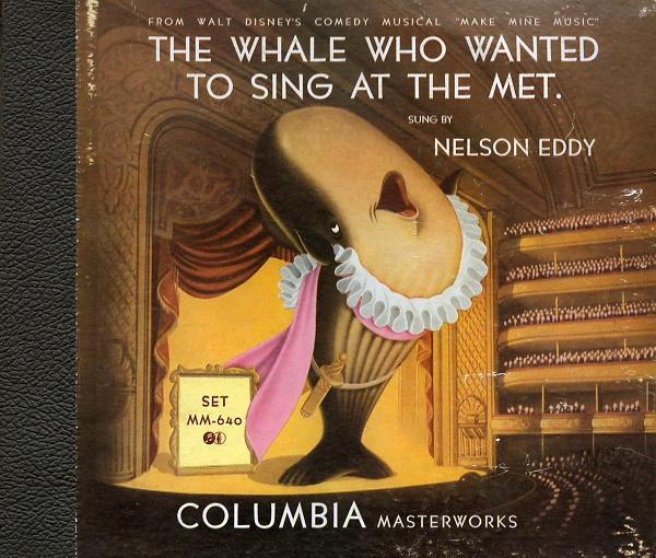 The Whale Who Wanted to Sing at the Met