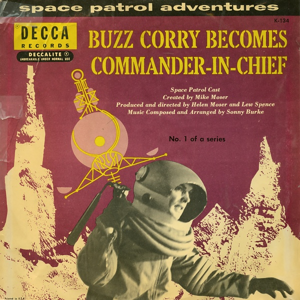 Buzz Corry Becomes Commander-In-Chief