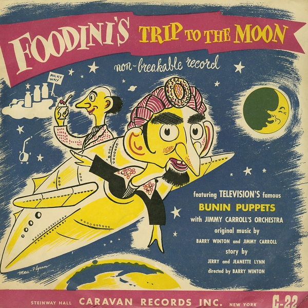 Foodini's Trip to the Moon