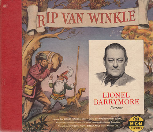 Rip Van Winkle