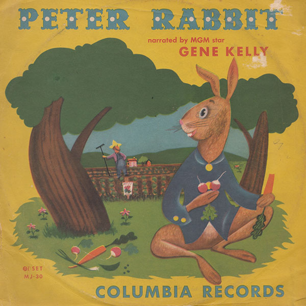 Peter Rabbit album cover