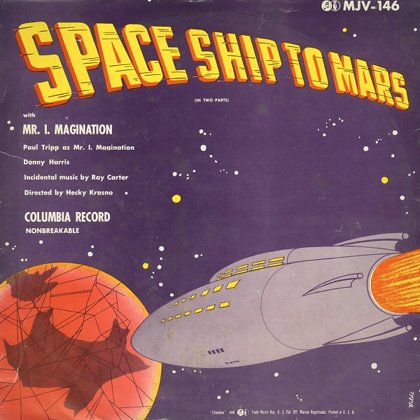 Space Ship to Mars
